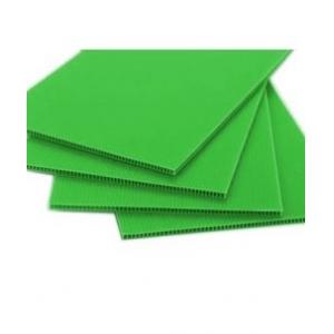 Tấm nhựa Danpla màu xanh lá